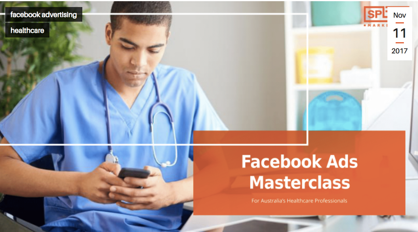 Facebook ads masterclass