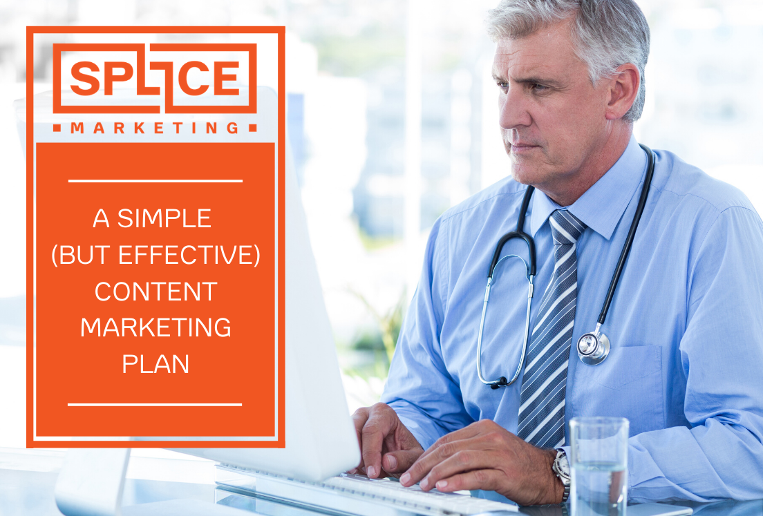 A Simple Content Marketing Plan