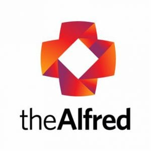 The Alfred Hospital Logo