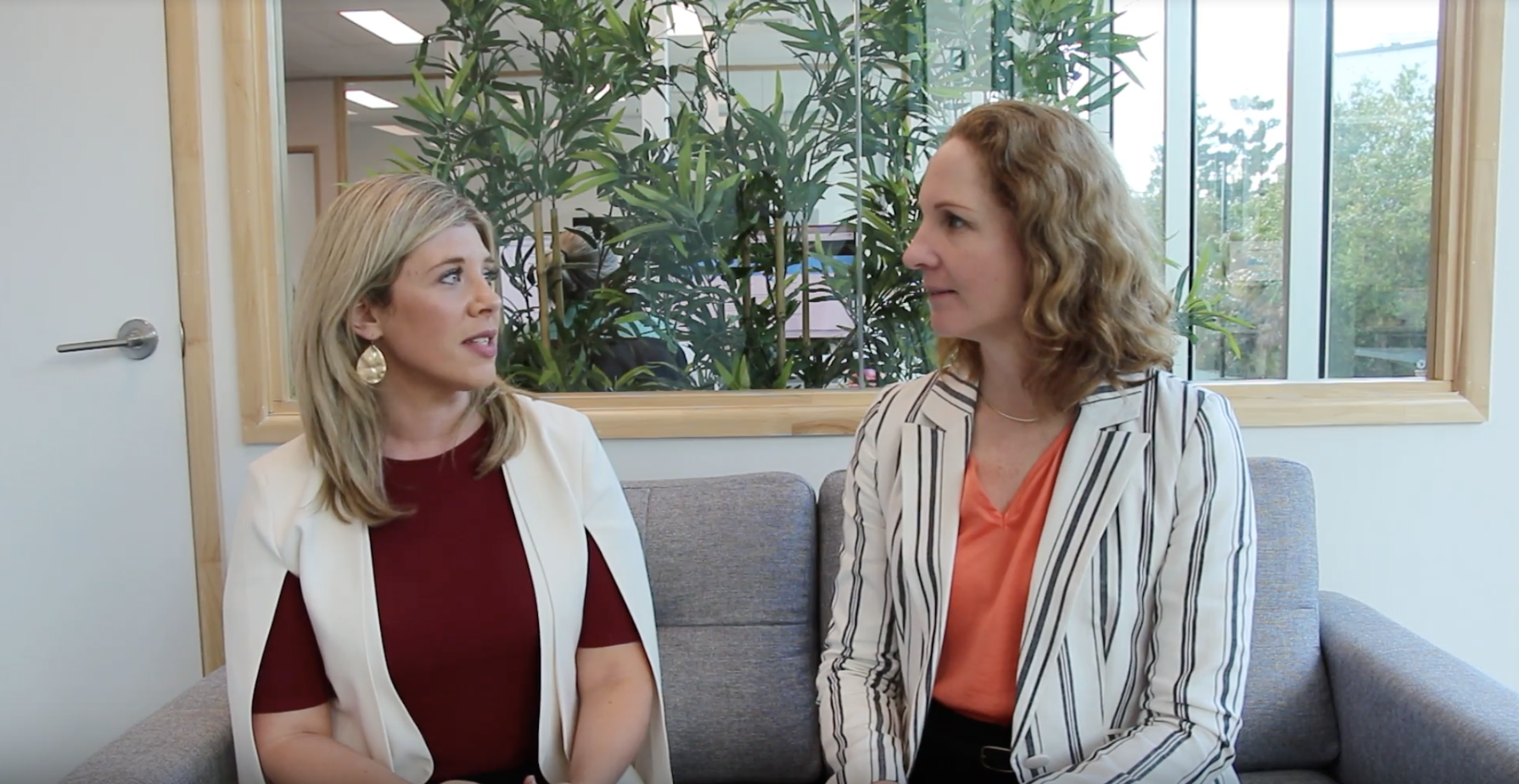 Ellie Bakker and Jeanette Jifkins Discuss Healthcare Specialisation