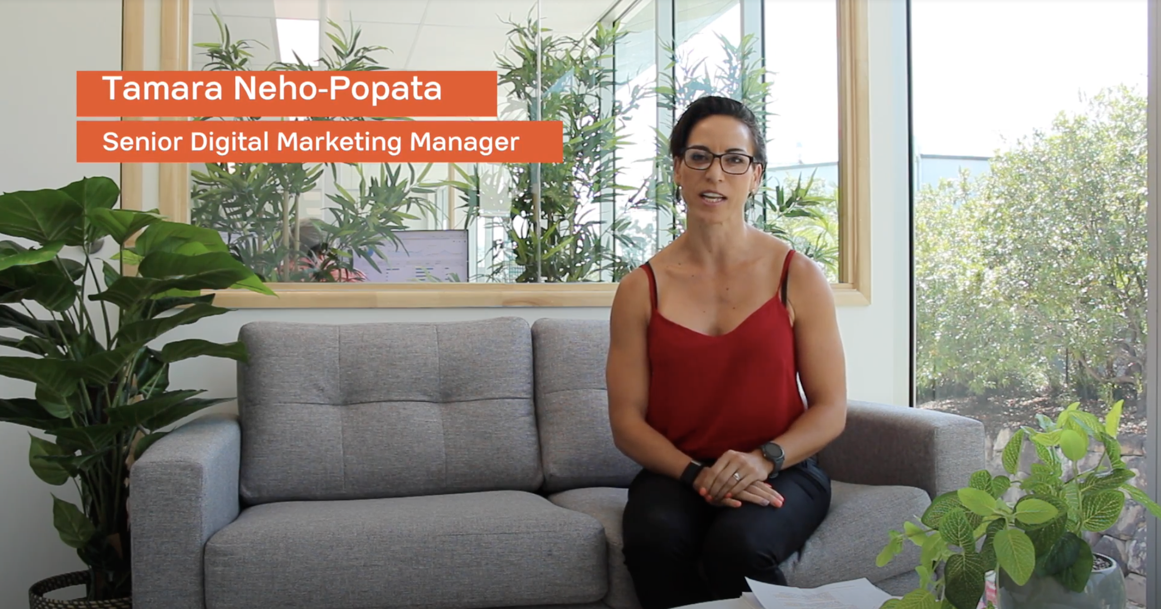 Tamara Neho-Popata discusses inbound marketing for healthcare professionals